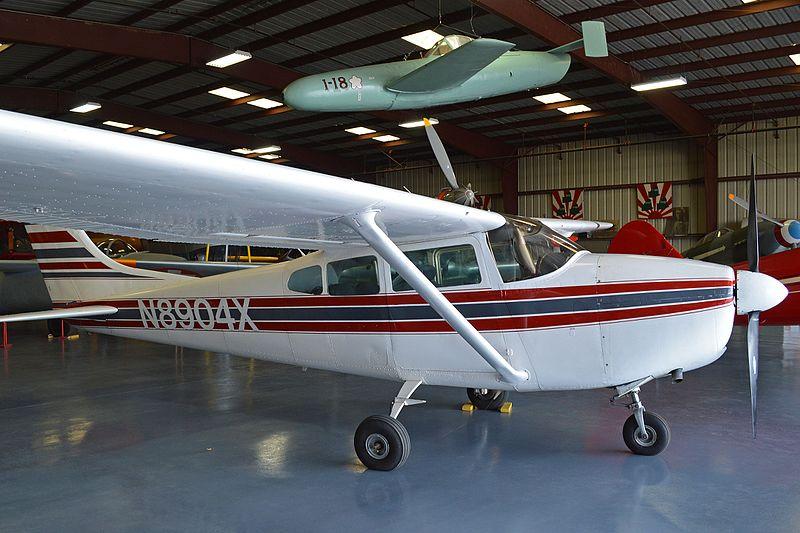 1961 CESSNA 182D Skylane - Specifications, Performance, Operating