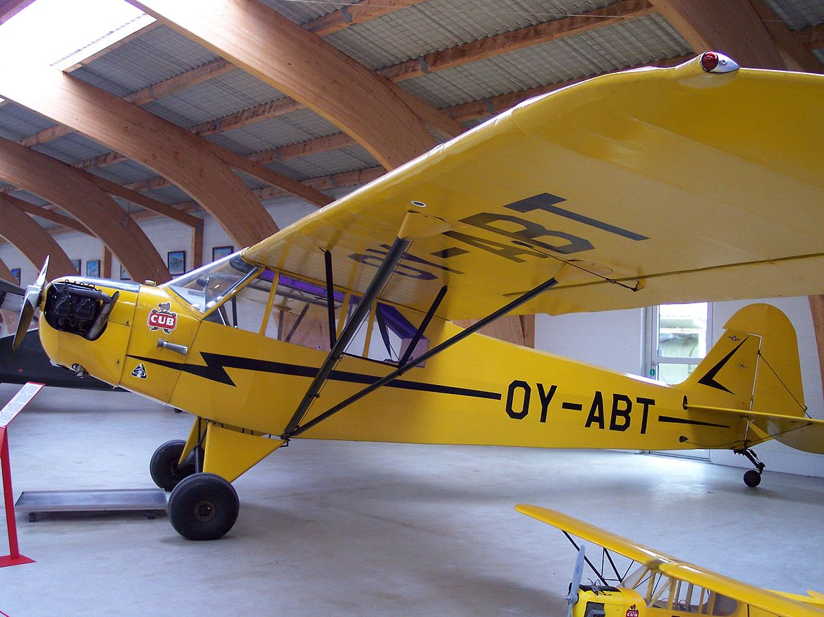 1938 PIPER J-3 Cub - Specifications, Performance, Operating cost